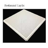 Lay-In Type Aluminum Ceiling Tiles