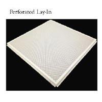 Lay-In Type Aluminum Ceiling Tiles