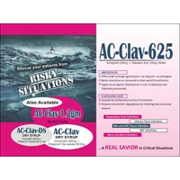 AC-Clav 625 Tablets