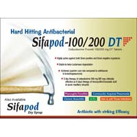 Sifapod-200 DT Tablets