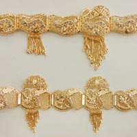 Gold Vaddanam Belt