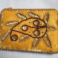 Ladies Beaded Coin Purse