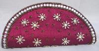 Embroidery Clutch Bag