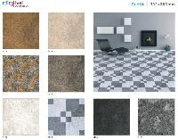 396x396 mm Digital Floor Tile 01