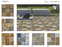 396x396 mm Digital Floor Tile 02