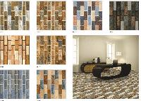 396x396 mm Digital Floor Tile 03