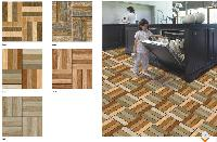 396x396 mm Digital Floor Tile 07