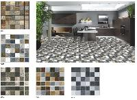 396x396 mm Digital Floor Tile 11