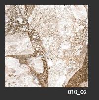 500x500 mm Digital Glossy Marble Floor Tile (010_02)