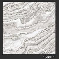 500x500 mm Digital Glossy Marble Floor Tile (138011)