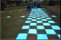 Solar LED Paver 01