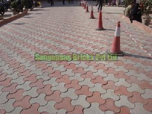 Coloured Pavers 02
