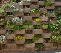 Retaining Wall Block 01