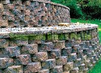 Retaining Wall Block 02