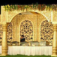 Indian Wedding Stalls