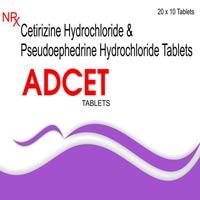 Adcet Pseudoephedrine Tablets