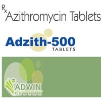 Adzith-500 Tablets