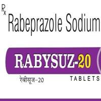 Rabysuz-20 Tablets