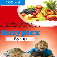 Suzyplex Syrup
