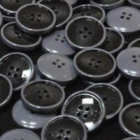 Imitation Horn Buttons
