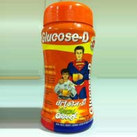 Glucose-D No 1 Orange Energy Powder