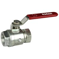 1 PC Screwed Ball Valve