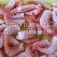 Frozen Red Deep Sea Shrimps