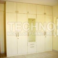 Five Door Modular Wardrobe
