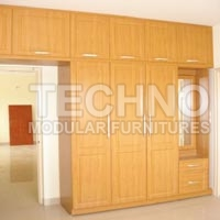 Four Door Modular Wardrobe