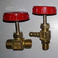 Brass Gas Valves