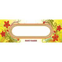 Printed Rakhi Cards