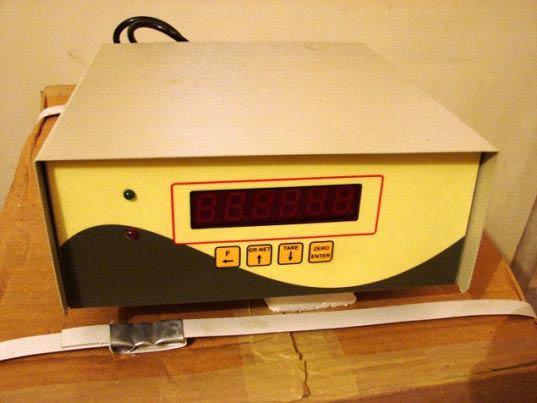 Platform Scale Digitizer