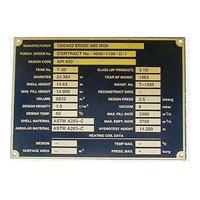 Brass Name Plate 02