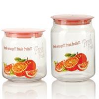 Fresh Fruit Jar
