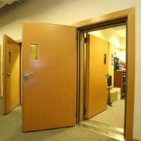 Sound Proof Insulated Doors