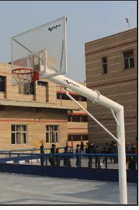 Basketball Pole 03