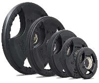 Rubber Weight Lifting Plates 01