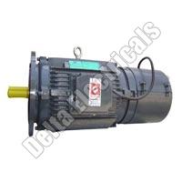 Flange Type Brake Motor