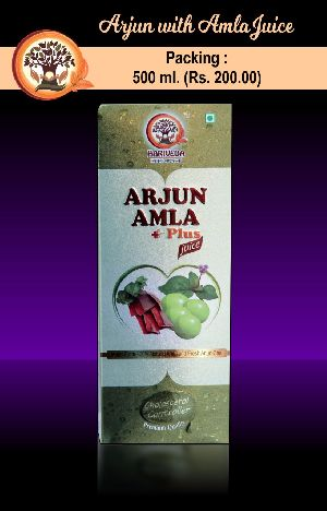 Arjun Amla Plus Juice