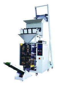 Multi Head Weigh Filler Collar Type Packing Machine