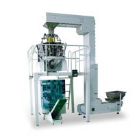 Multihead Weigher Potato Chips Packing Machine
