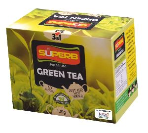 Superb Premium Green Tea