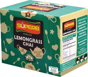 Superb Premium Lemongrass Tea