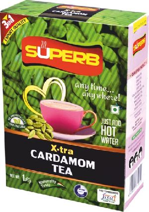 Superb X-Tra Cardamom Tea