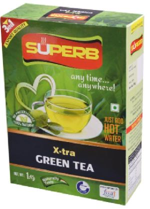 Superb X-Tra Green Tea