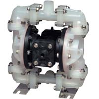 Diaphragm Pump Model