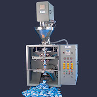 High Speed Servo Auger Filler