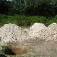Levigated China Clay Lumps - 07