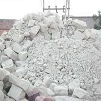 Levigated China Clay Lumps - 09