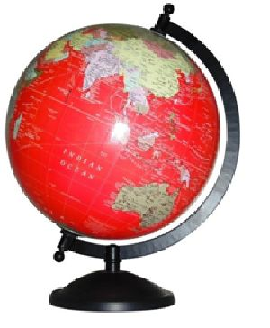 Antique World Globe